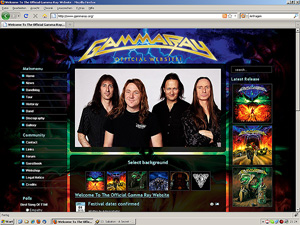 Official Gamma Ray Website