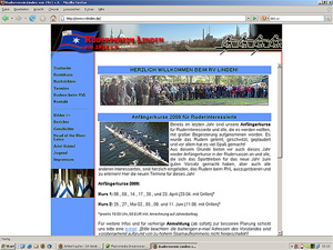 RV Linden Homepage